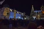 Բաթումում վառվել են քաղաքի գլխավոր ամանորյա տոնածառի լույսերը