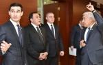 Թուրքմենստանի նախագահը որդուն նոր պաշտոն է տվել
