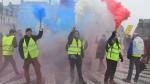 Ֆրանսիայում ցուցարարները վերսկսել են բողոքի ակցիաները