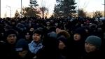 Հայերի մասնակցությամբ սպանությունից հետո Ղազախստանում ցույցեր են (տեսանյութ)