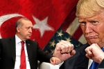 Трамп пригрозил Турции разорением