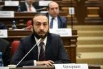 Արարատ Միրզոյանը միաձայն ընտրվեց 7-րդ գումարման ԱԺ նախագահ (տեսանյութ)