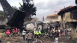 В Иране нашли тела всех жертв крушения «Boeing 707»