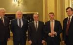 Փարիզում սկսվել է Զ. Մնացականյանի հանդիպումը ԵԱՀԿ ՄԽ համանախագահների և Անջեյ Կասպրշիկի հետ