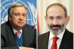 ՄԱԿ–ը պատրաստ է աջակցել ՄԽ համանախագահների ջանքերին՝ միտված ԼՂ հակամարտության խաղաղ հանգուցալուծմանը