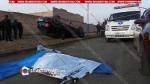 Երևանում Volkswagen-ը գլխիվայր շրջվելով՝ հայտնվել է կանաչ գազոնում. կա 2 զոհ, 2 վիրավոր