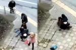 Աղջիկների կատաղի ծեծկռտուք Թուրքիայում (տեսանյութ)