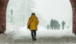 Մոսկվայում ձյան առատ տեղումները վերջին 68 տարվա ռեկորդ են գրանցել