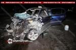 Տավուշում 35–ամյա վարորդը Opel-ով մխրճվել է DAF բեռնատարի մեջ. կա 1 զոհ