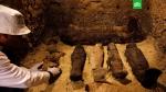 Եգիպտոսում գտել են հին դամբարան՝ 50 մումիայով