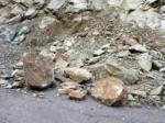Քարաթափում Գորիս-Կապան ավտոճանապարհին