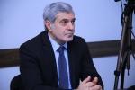 ԱԺ արտաքին հարաբերությունների հանձնաժողովի փոխնախագահ ընտրվեց Հովհաննես Իգիթյանը