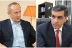 Ա. Թաթոյանը հրաժարվեց մեկնաբանել ՄԻԵԴ ուղարկված Ռ. Քոչարյանի հայցի մասին
