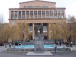 ԵՊՀ ուսանողները պահանջում են ռեկտոր Արամ Սիմոնյանի հրաժարականը