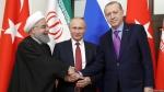 Սոչիում տեղի կունենա Թուրքիայի, Ռուսաստանի ու Իրանի նախագահների հանդիպումը
