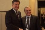 Глава МИД Армении представил председателю ОБСЕ позицию по карабахскому урегулированию (видео)