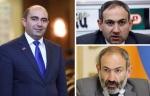 Почему Пашинян запутался в вопросе Марукяна? (видео)