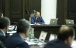 Прямое включение с заседания Правительства РА