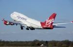 Пассажирский самолёт превысил скорость звука из-за ветра