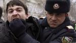 Բաքվում ոստիկանությունը բռնություն է կիրառել «Մուսավաթի» ակտիվիստների նկատմամբ