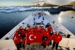 Անտարկտիդայում Թուրքիան գիտաբազա է հիմնել