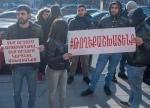 Թողեք աշխատենք. բողոքի ակցիա կառավարության շենքի մոտ (տեսանյութ)