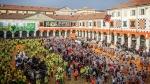 В Италии прошла «Битва апельсинов»