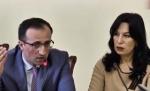 Մարդու իրավունքների պաշտպանության և հանրային հարցերի մշտական հանձնաժողովի արտահերթ նիստը (տեսանյութ)