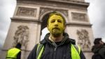 «Желтые жилеты» начали протестную акцию в центре Парижа