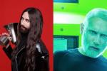 Кончита Вурст стала дедушкой с седой бородой