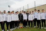 Մխիթարյանը քաջալերել է Հայաստանի Մ19 հավաքականի ֆուտբոլիստներին