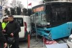 Ստամբուլում ավտոբուսը մխրճվել է անցորդների մեջ