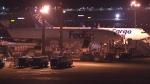 Два самолета столкнулись в аэропорту Токио (видео)