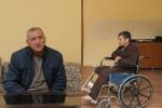 ՀՀ սահմանը հատած Էլվին Հիբրագիմովին է այցելել Ադրբեջանում դատապարտված Կարեն Ղազարյանի հայրը