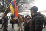 «Հարկատուներին բոմժ են սարքել». Արմավիր–Երևան երթուղու վարորդները բողոքի ակցիա են անում (տեսանյութ)
