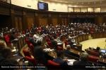 Քվորումի բացակայության պատճառով ԱԺ արտահերթ նիստը տապալվել է (տեսանյութ)