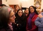 Նազենի Ղարիբյանի հանդիպումը օպերային թատրոնի աշխատակազմի հետ