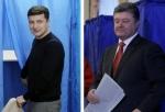 Էքզիթ-փոլի տվյալներով` Ուկրաինայի նախագահական ընտրությունների երկրորդ փուլ են անցնում Վլադիմիր Զելենսկին և Պյոտր Պորոշենկոն