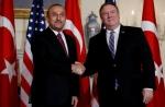 Պոմպեոն զգուշացրել է Չավուշօղլուին․ Թուրքիայի գործողությունները կարող են լինել կործանարար