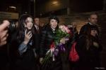 Նատալյա Օրեյրոն ժամանել է Հայաստան (տեսանյութ)