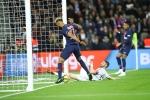 Игрок ПСЖ не забил гол, промахнувшись с линии ворот