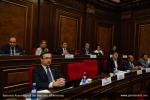 «Լուսավոր Հայաստան»-ը ևս դեմ է քվեարկելու Կառավարության կառուցվածքային փոփոխությունների նախագծին