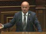 Депутат от «Моего шага» Овик Агазарян предлагает судить не выплачивающих кредиты (видео)