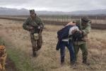 Российские пограничники задержали гражданина Турции, незаконно пересекшего армяно-турецкую границу