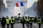 Փարիզի իշխանություններն արգելել են «դեղին բաճկոնավորների» բողոքի ակցիաները Նոտր Դամի շրջանում