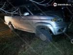 Տաթևի գյուղապետը ոչ սթափ վիճակում УАЗ-ով վթարի է ենթարկվել (լուսանկար)
