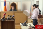 Վանեցյանի պաշտպանները պետք է ապացուցեն, որ նա Քոչարյանին չի զրպարտել․ դատական նիստ (տեսանյութ)