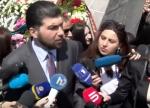 Դավիթ Սանասարյանն անդրադարձել է իր դեմ հարուցված քրեական գործին (տեսանյութ)