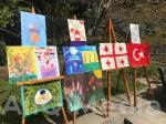 Թբիլիսիում Թուրքիայի դեսպանատան առջև ցույց է անցկացվել (տեսանյութ)