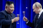 В ходе официального приема после встречи Путина и Ким Чен Ына исполнили «Танец с саблями» Арама Хачатуряна
